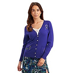 Joe Browns - Blue kay's favourite cardigan