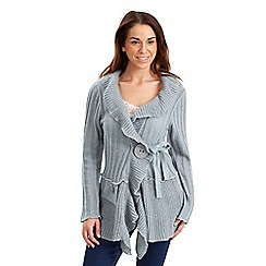 Joe Browns - Grey winter warmer cardigan