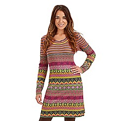 Joe Browns - Multi coloured carnival knitwear