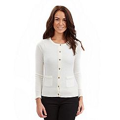 Joe Browns - Cream summer days cardigan
