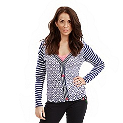 Joe Browns - Multi coloured caroline's favourite cardigan