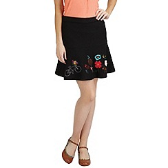Joe Browns - Black lost horizon skirt