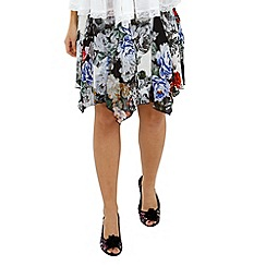 Joe Browns - Multi coloured perfect prairie skirt