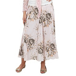 Joe Browns - Pink woodland wonderland skirt
