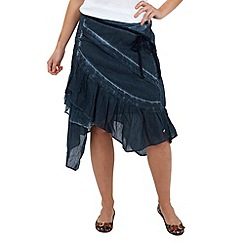 Joe Browns - Dark blue san jose skirt