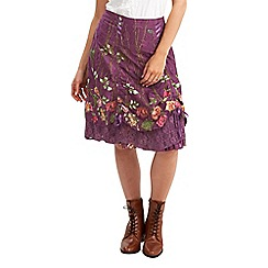 Joe Browns - Multi coloured latin spirit skirt
