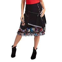 Joe Browns - Black sizzling skirt