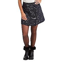 Joe Browns - Multi coloured top tapestry skirt