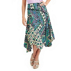 Joe Browns - Multi coloured hanky panky skirt