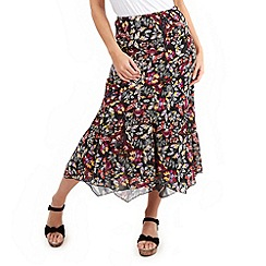 Joe Browns - Multi coloured reversible skirt