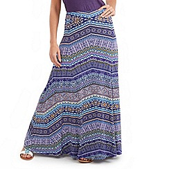 Joe Browns - Multi coloured mystical maxi skirt