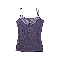 Joe Browns - Dark Purple Vibrant Versatile Cami