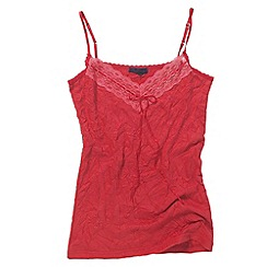 Joe Browns - Red Vibrant Versatile Cami