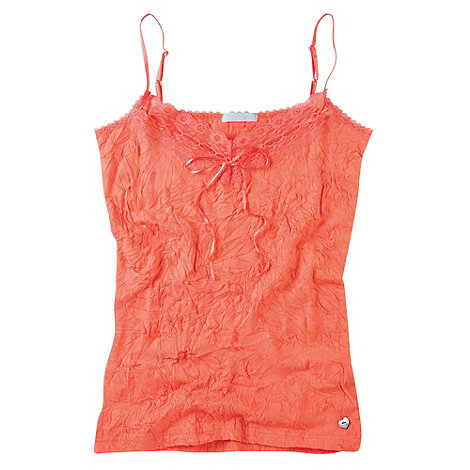 Joe Browns - Peach vibrant versatile cami