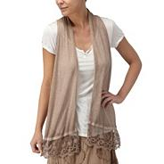 Natural must have 2 piece waistcoat & top