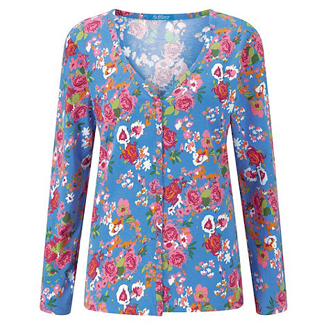 Joe Browns - Multi coloured fun loving floral cardigan