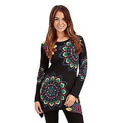 Joe Browns - Multi coloured kaleidoscope of colours top