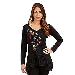 Joe Browns - Black one of a kind top