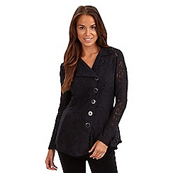 Joe Browns - Black boutiquey blazer top