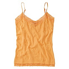 Joe Browns - Light orange all new versatile camisole