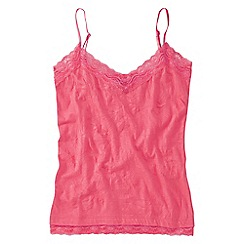 Joe Browns - Dark pink all new versatile camisole