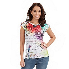 Joe Browns - Multi coloured irresistible tee