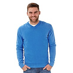 Joe Browns - Blue worn to perfection jumper