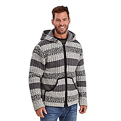 Joe Browns - Grey first tracks hoody