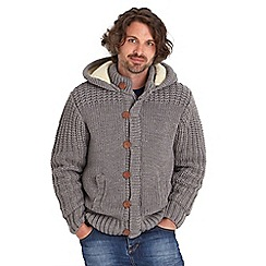 Joe Browns - Grey one for the winter cardigan