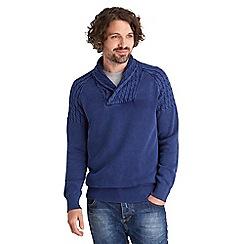 Joe Browns - Blue ultimate indigo knit