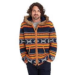 Joe Browns - Multi coloured hit the slopes cardigan