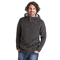 Joe Browns - Dark grey no limits jumper