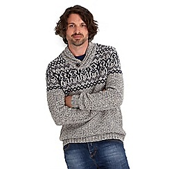 Joe Browns - Grey on the piste knit