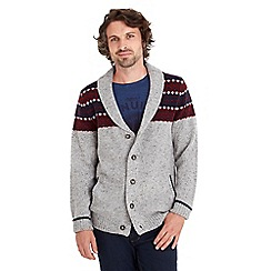Joe Browns - Grey cosy up cardigan