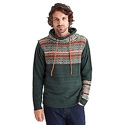 Joe Browns - Khaki wonderful winter knit