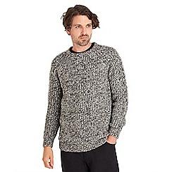 Joe Browns - Grey deep sea knit