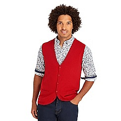 Joe Browns - Red pop of colour cardigan