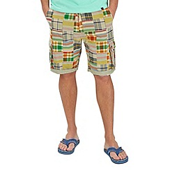 Joe Browns - Multi coloured check me out shorts