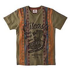 Joe Browns - Multi coloured chop shop t-shirt