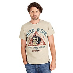 Joe Browns - Natural riders t-shirt