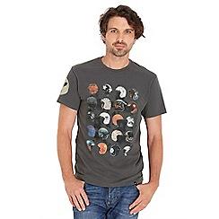Joe Browns - Dark grey helmet t-shirt