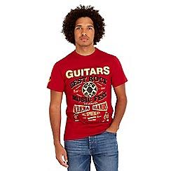Joe Browns - Red guitars t-shirt