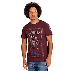 Joe Browns - Red lightning t-shirt