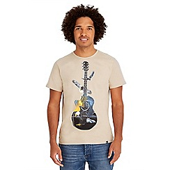 Joe Browns - Natural bird guitar t-shirt