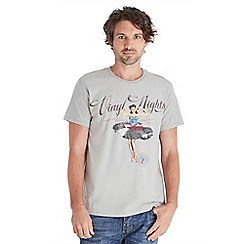 Joe Browns - Grey in a spin t-shirt