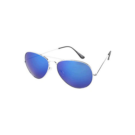 Joe Browns - Blue Aviator Sunglasses