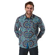 Multi coloured inspire and admire shirt