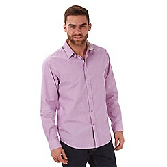 Joe Browns - Lilac smarten up shirt
