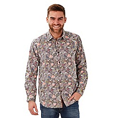 Joe Browns - Grey perfect paisley shirt