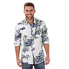 Joe Browns - White amazing summer shirt